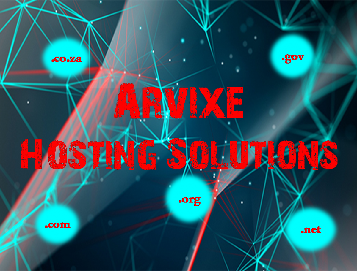 Arvixe Hosting Solutions